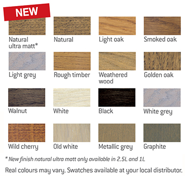 Natural American Spirit Color Chart