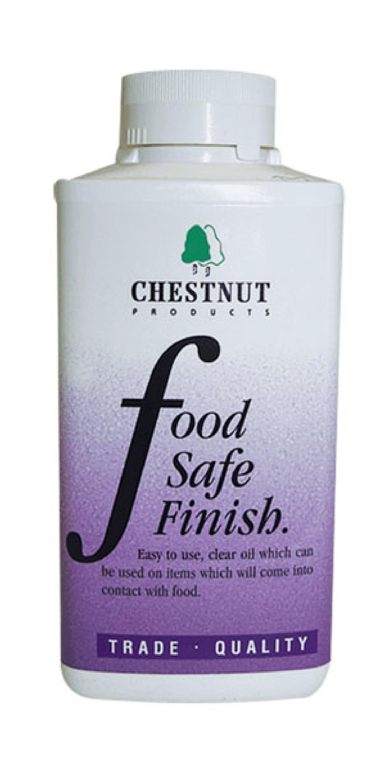 Chestnut S Food Safe Finish 163 8 300000