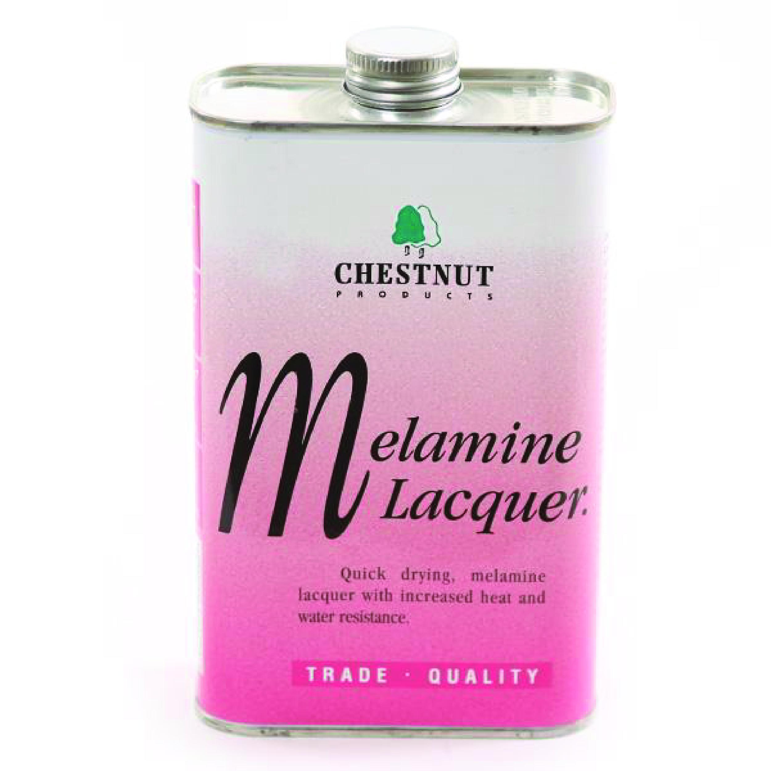 chestnut 39 s melamine lacquer