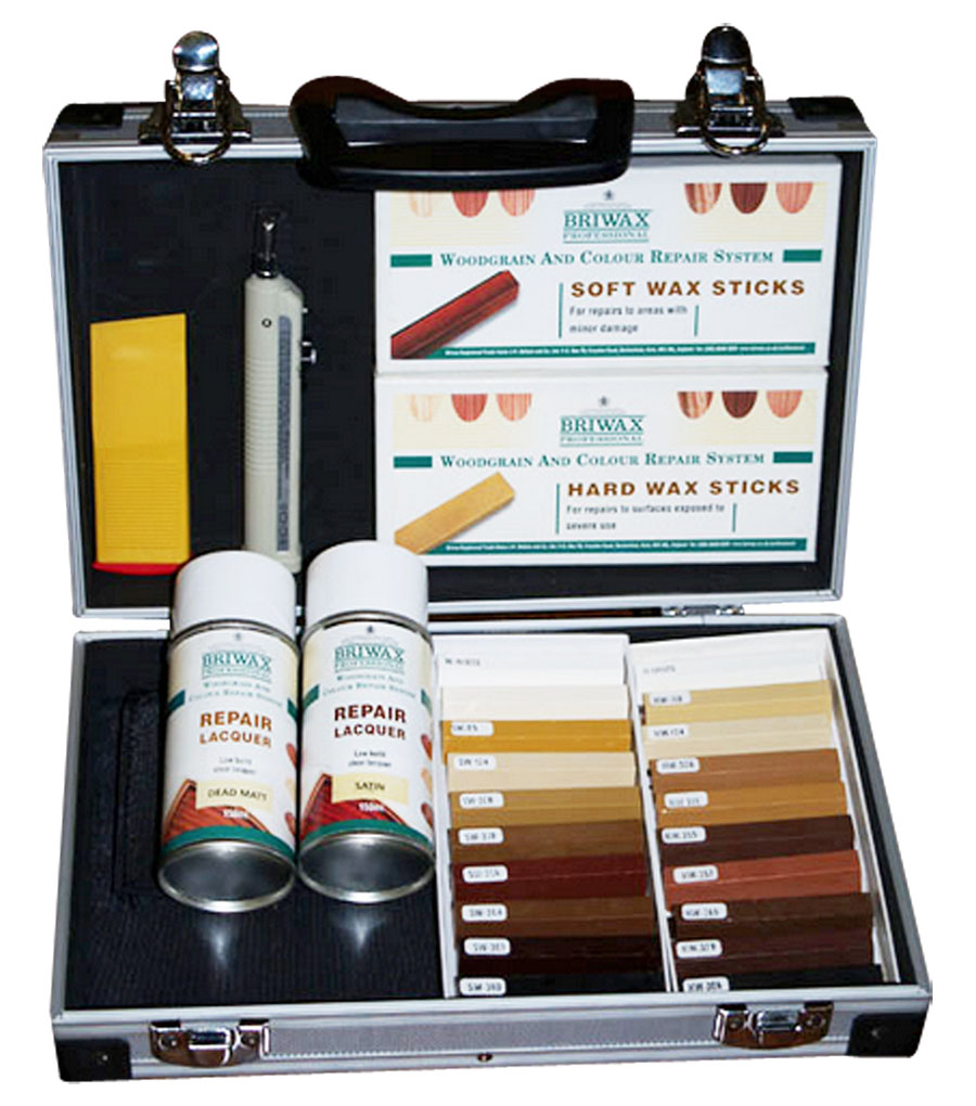 Brilliant Briwax Woodfinishers Kit Advanced Beutiful Home Inspiration Cosmmahrainfo