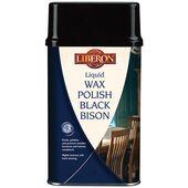 Liberon Black Bison Liquid Wax : 7.86