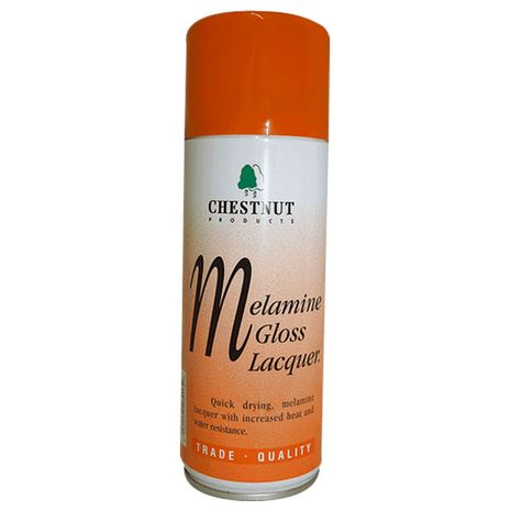 Chestnut's Aerosol Melamine Gloss Lacquer : 7.080000