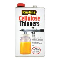 Rustins Cellulose Thinners : 8.91