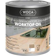 Woca Worktop Oil, 0.75L : 13.83