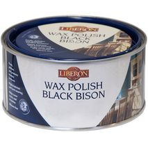 Liberon Black Bison Paste Wax : 7.43