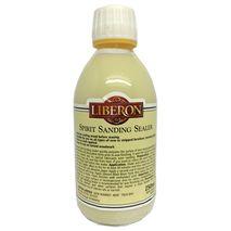 Liberon Spirit Sanding Sealer 250ml