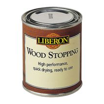 Liberon Wood Stopping 125ml : 3.89