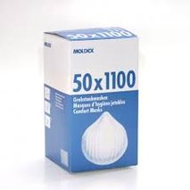 Moldex 1100 Non Toxic Particle Mask (Box of 50)