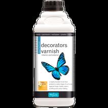 Polyvine Decorators Varnish : 0.000000