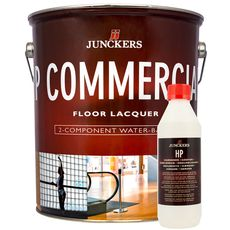 Junckers High Performance Commercial Floor Lacquer
