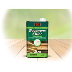 Barrettine Woodworm Killer