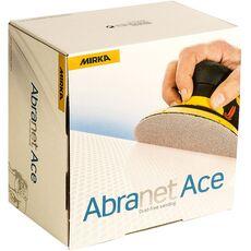 Mirka Abranet ACE 125mm Abrasive Discs
