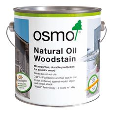 Osmo Natural Oil Woodstain