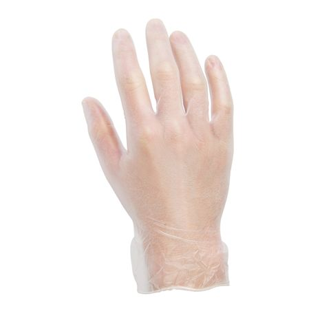 Vinyl Disposable Gloves : 6.48