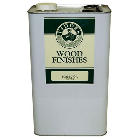 Fiddes Boiled Linseed Oil