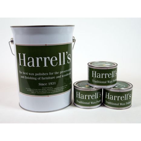 Jenkins Harrells Wax