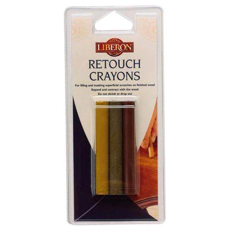 Liberon Retouch Crayons : 3.7