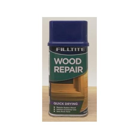 Filltite Wood Repair (Hardener) 250ml : 7.780000