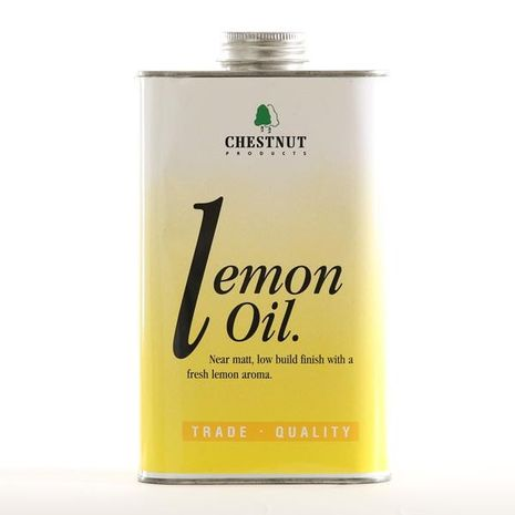 Chestnut's Lemon Oil