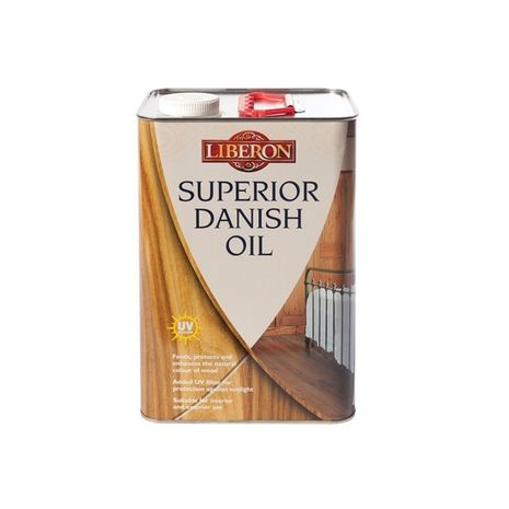 Liberon Superior Danish Oil : 4