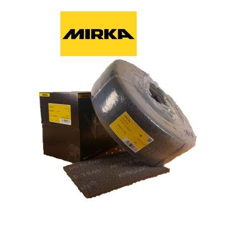 Mirka Mirlon Non Woven Abrasive Finishing Pads & Rolls