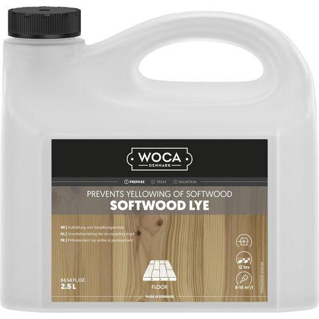 Woca Softwood Lye 2.5L