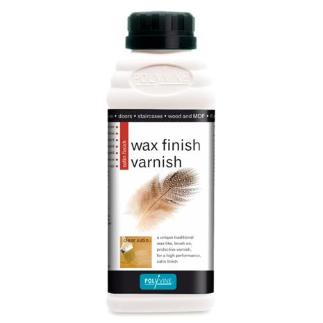 PolyVine Wax Finish Varnish : 0.000000