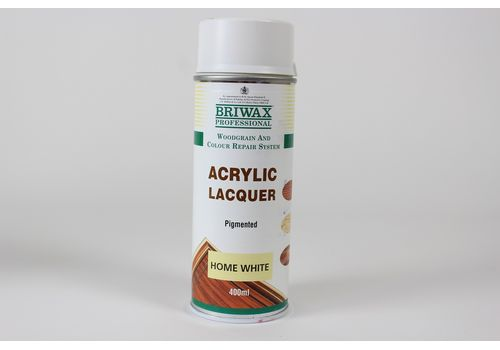 Briwax Professional Acrylic lacquer (Windows) 400ml