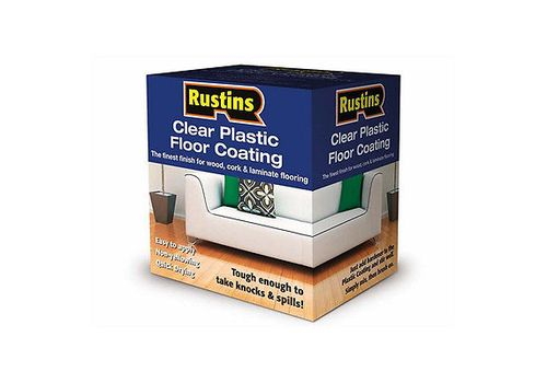 Rustins Plastic Floor Coating