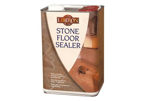 Liberon Colour Enhancer Stone Floor Sealer