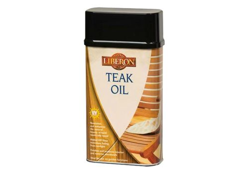 Liberon Teak Oil with UV Filter