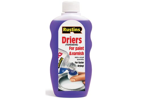 Rustins Paint Dryers (Terebene)