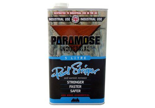 Paramose Original Paint & Varnish Remover, 5L (Thin)
