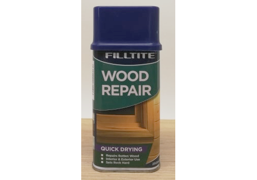 Filltite Wood Repair (Hardener) 250ml