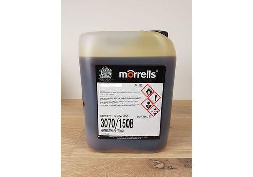 Morrells Heat Resistant Pale Polish