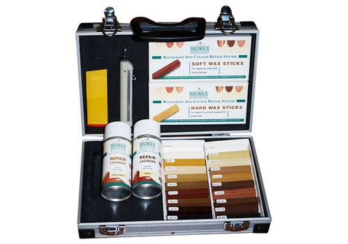 Briwax Woodfinishers Kit Advanced