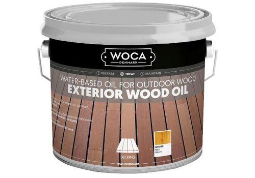 Woca Exterior Wood Oil