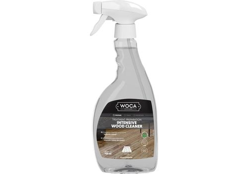 Woca Intensive Wood Cleaner Spray 0.75L