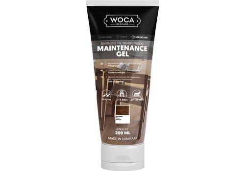 Woca Maintenance Gel 200ml