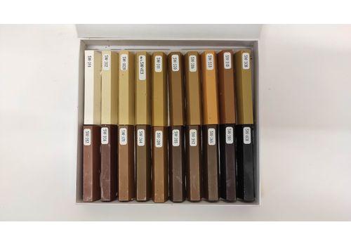 Briwax Professional Soft & Hard Wax Repair Sticks