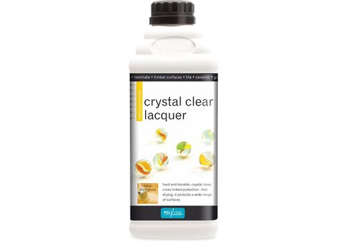 PolyVine Crystal Clear Wood Lacquer