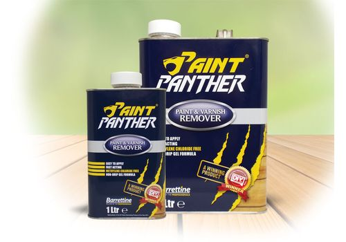 Barrettine Paint Panther