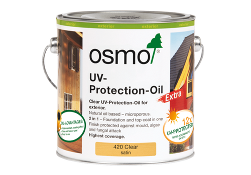 Osmo UV Protection Oil - Clear